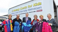 Each year the Burnaby Metrotown Rotary Club purchases new coats and collects used coats for children and youth in Burnaby.  Last year we delivered 1700 new coats to local Burnaby schools for deserving children.     […]