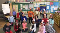 "Division 10 celebrated Dr. Seuss Day by reading Dr. Seuss books and wore ""Cat in the Hat"" hats as part of the celebration!  Some of their favourite Dr. Seuss' stories […]"